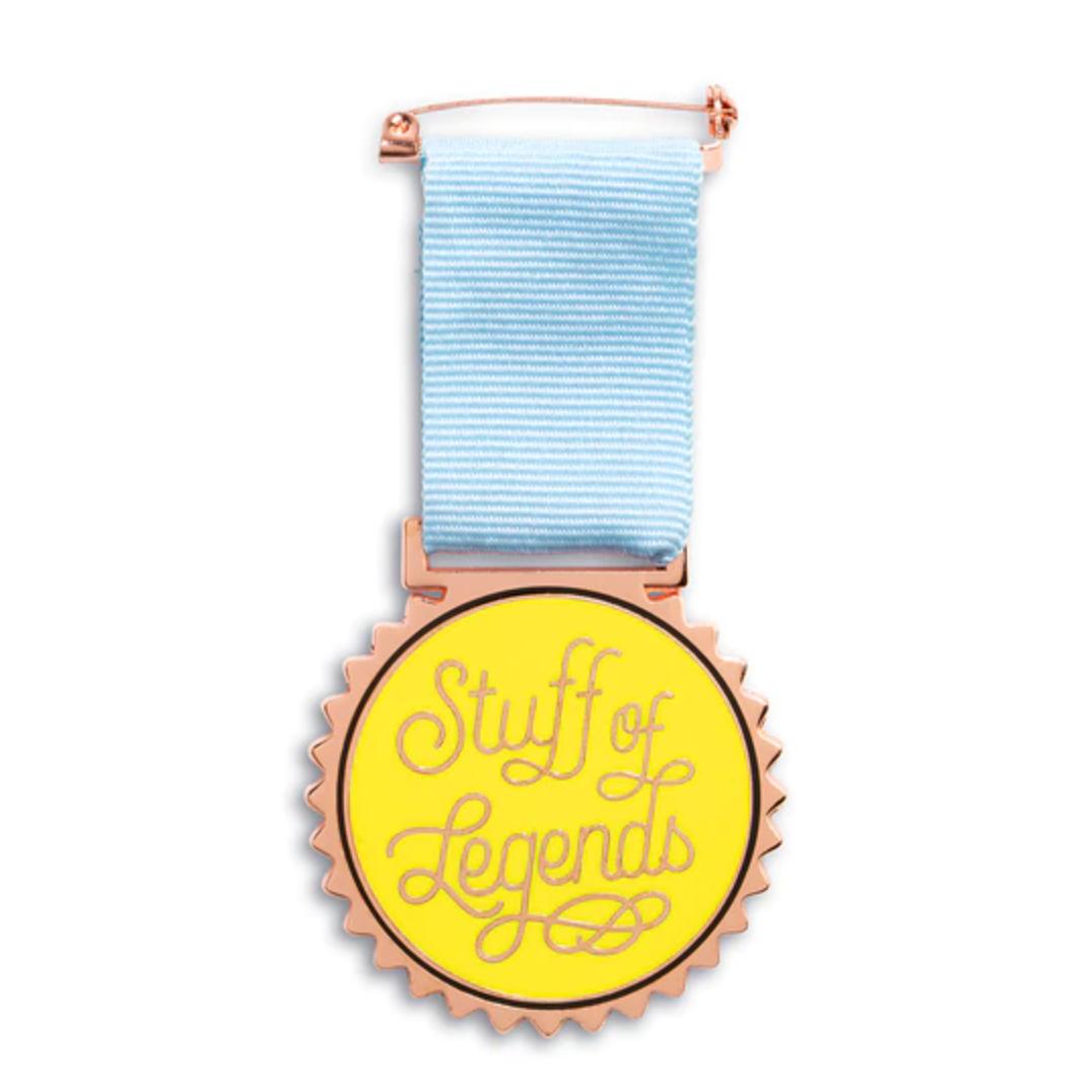 Stuff of Legend Compendium Medal