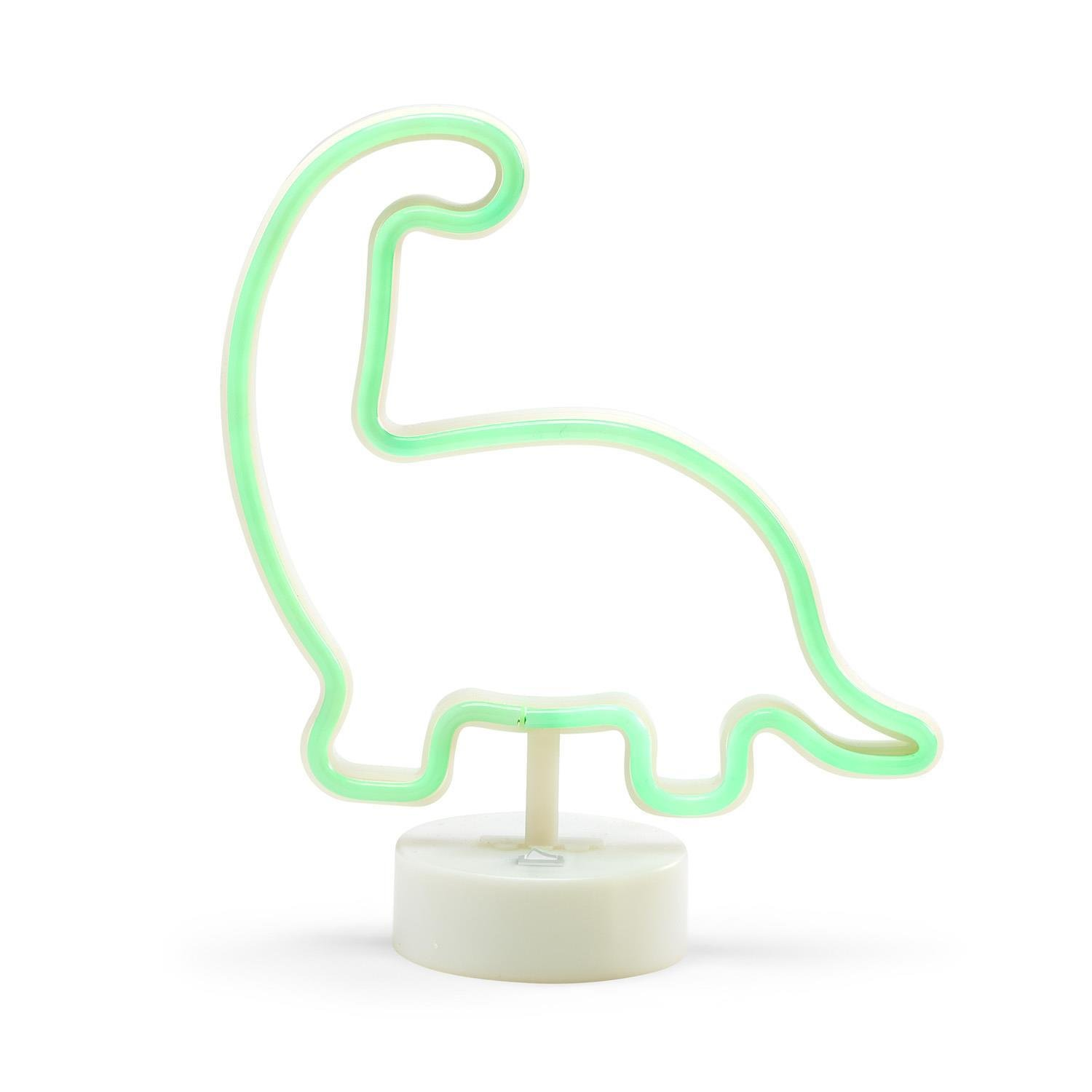 Two's Company Brachiosaurus Neon LED