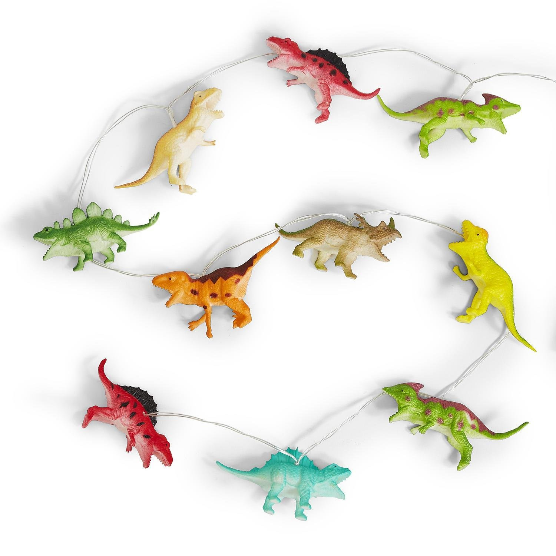 Dino LED String Lights in gift box