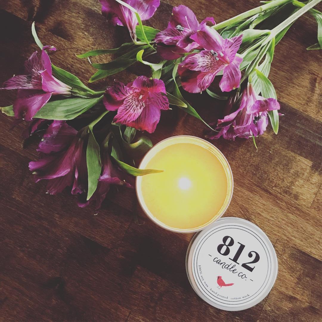 812 Candle - Lilly Lou