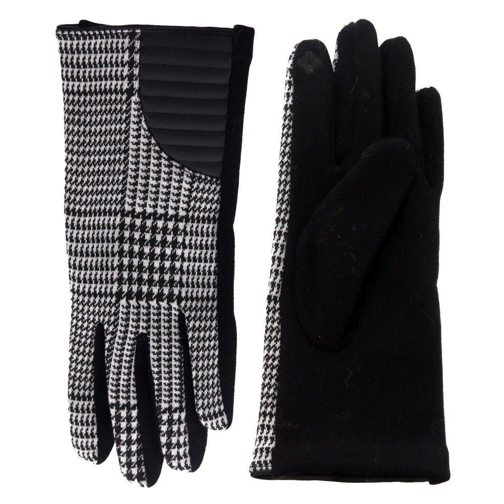 JUD Houndstooth Smart Gloves