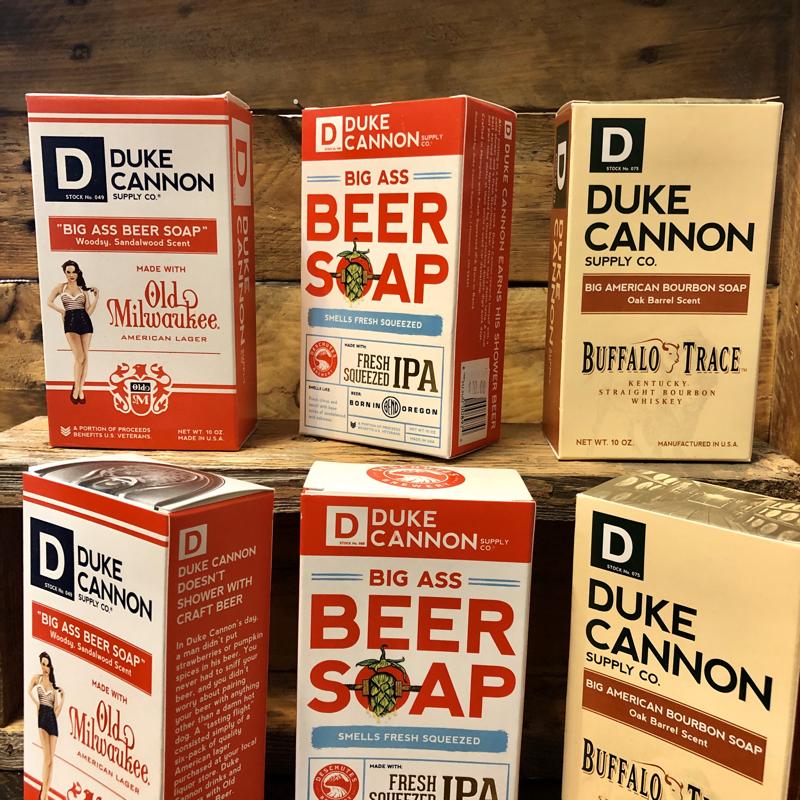 Duke Cannon Big Ass Bar of Soap