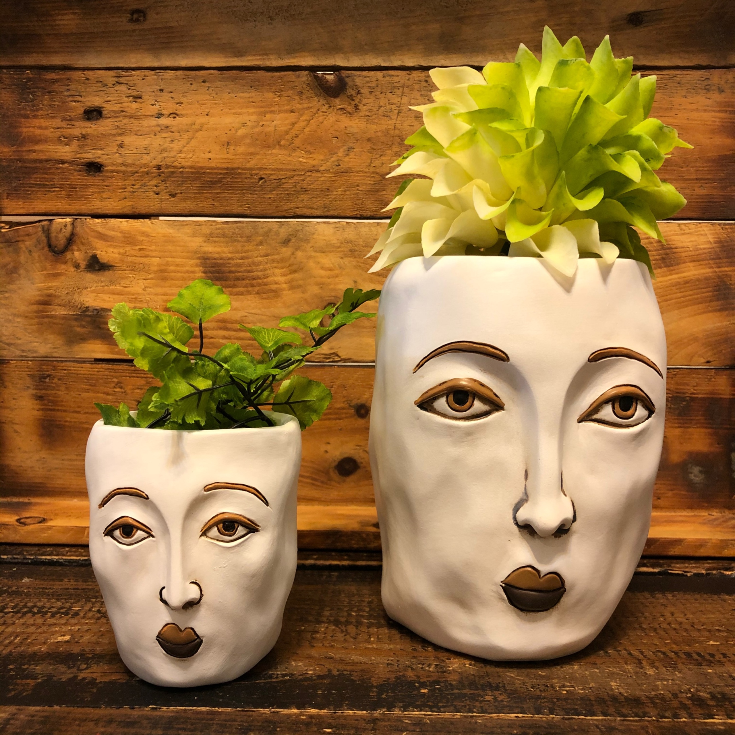 Modern Face Planter