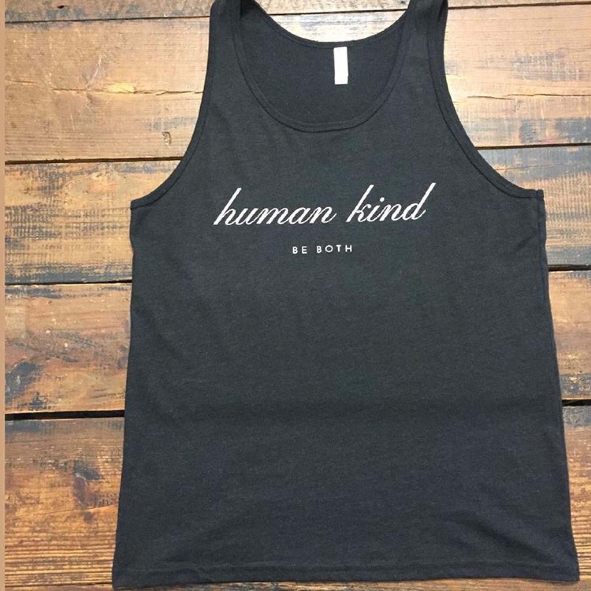 Hazel & Hunt Human Kind Tank