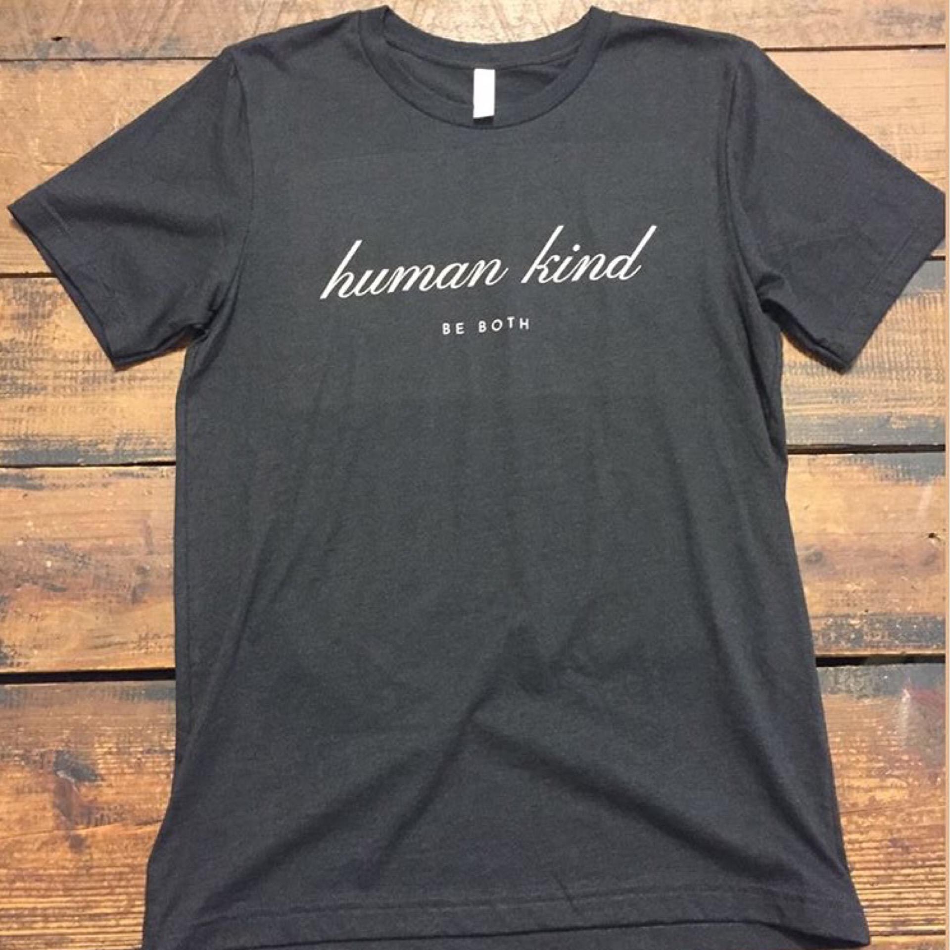 Hazel & Hunt Human Kind Tee