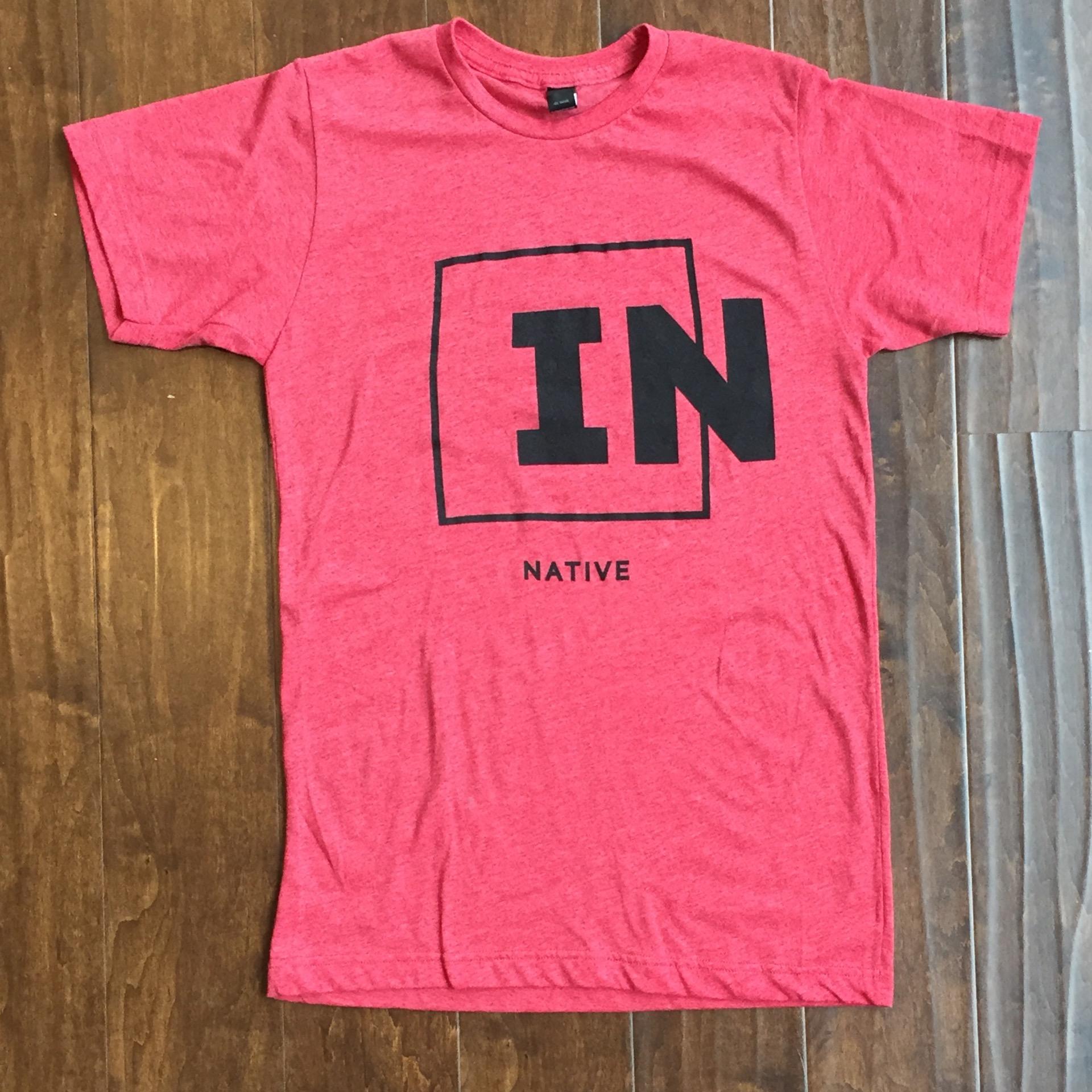 Indiana Native OGD57 - Red
