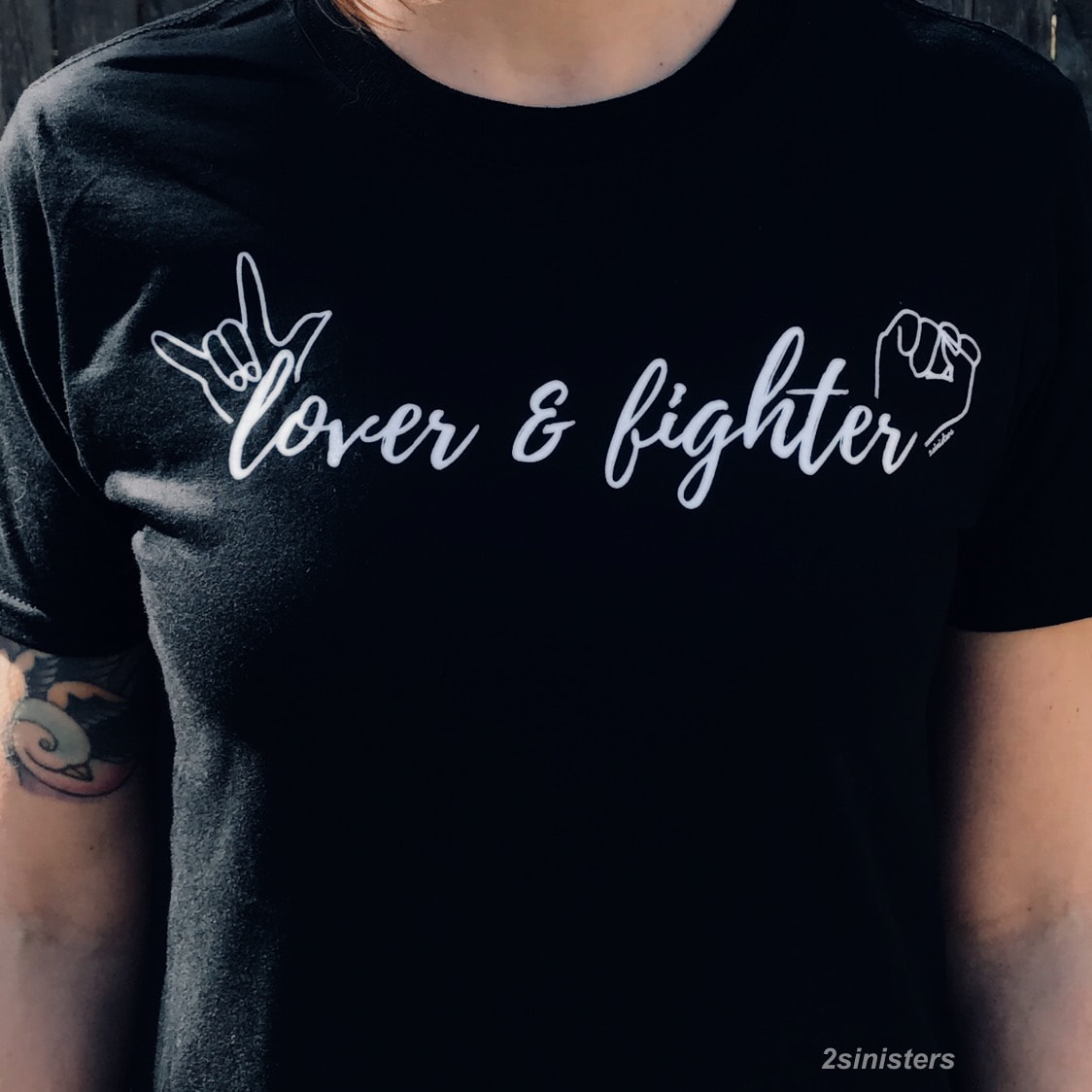 Sinisters Lover tee