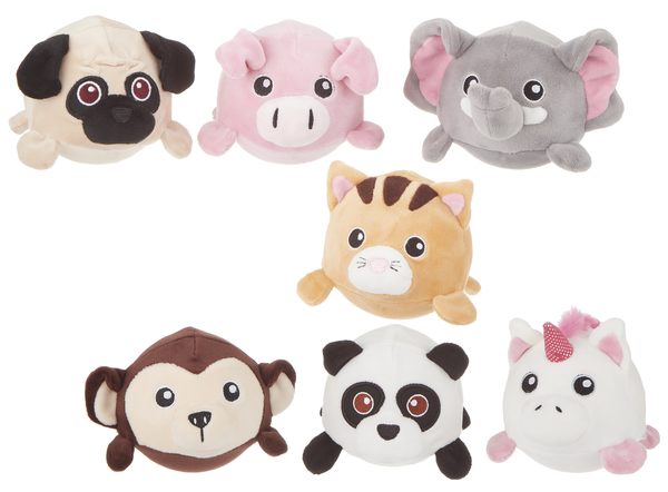 Squishy Squad Animals