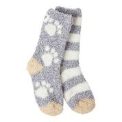 World's Softest Sock Mouse Creek Kids Paws and Stripe
