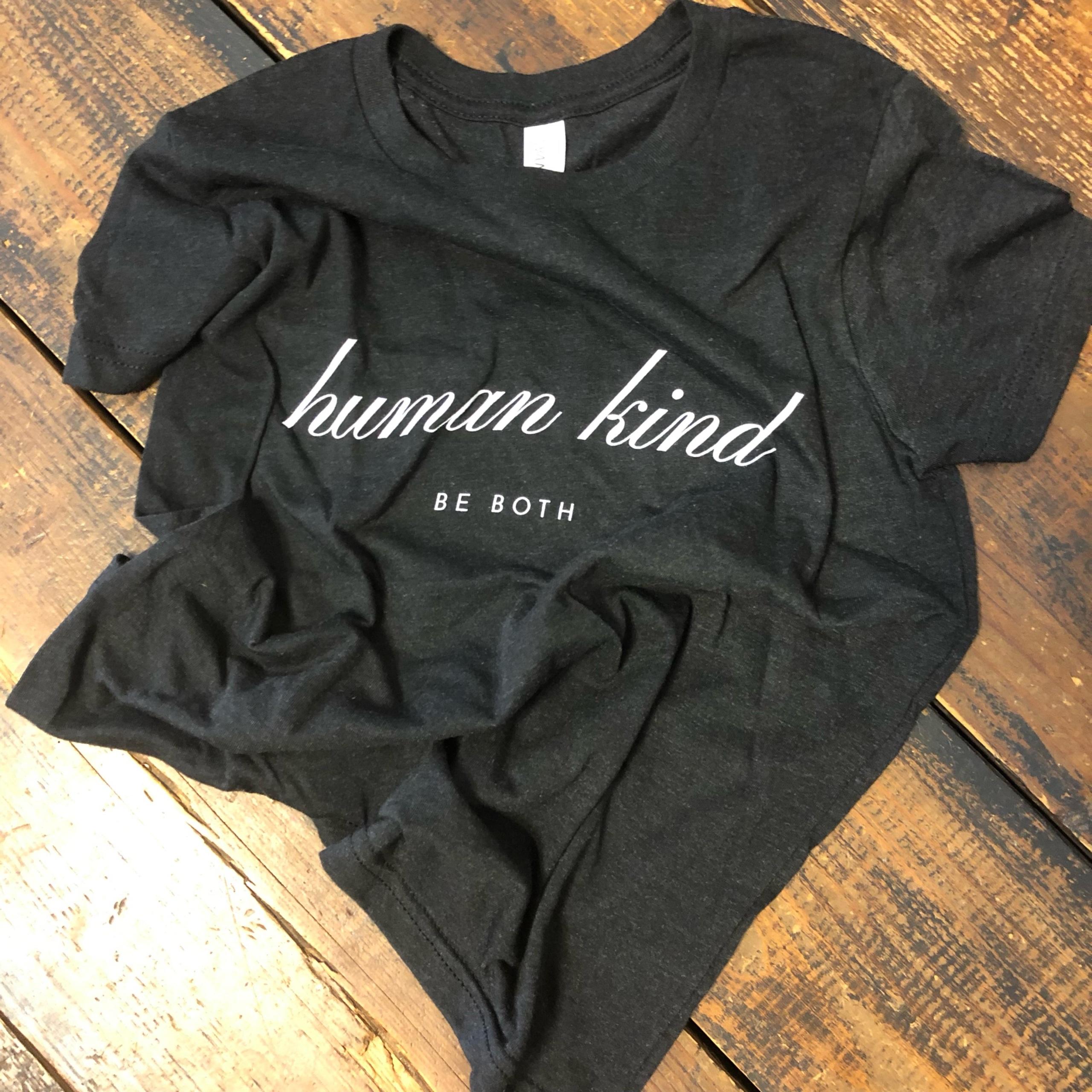 Youth Human Kind Tee