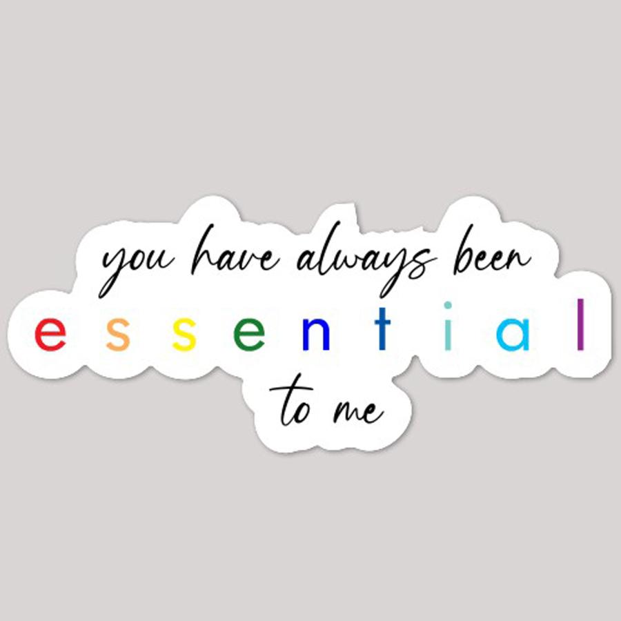Essential Sticker