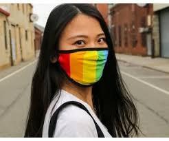 Fydelity Mask Rainbow Pride