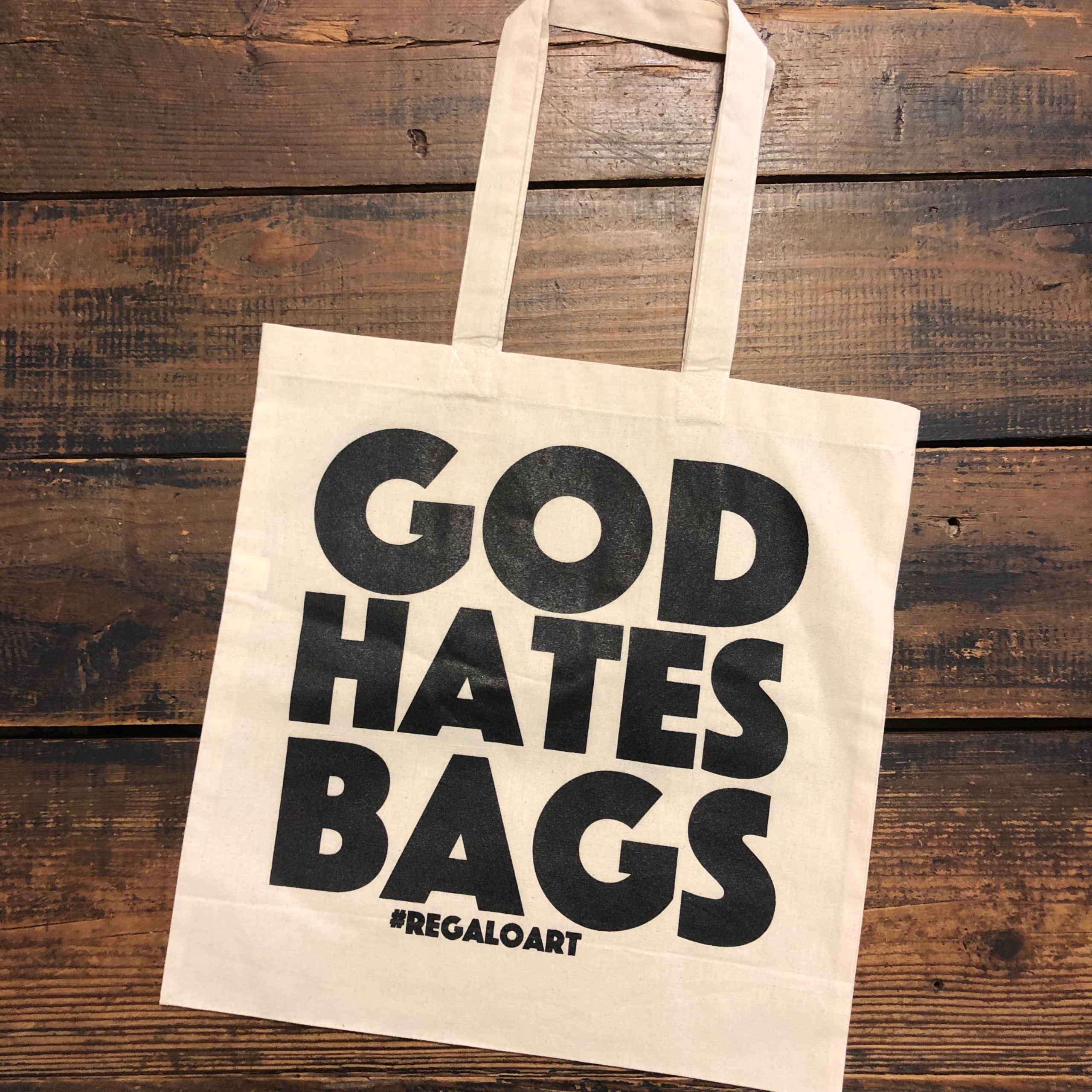 God Hates Bags Tote
