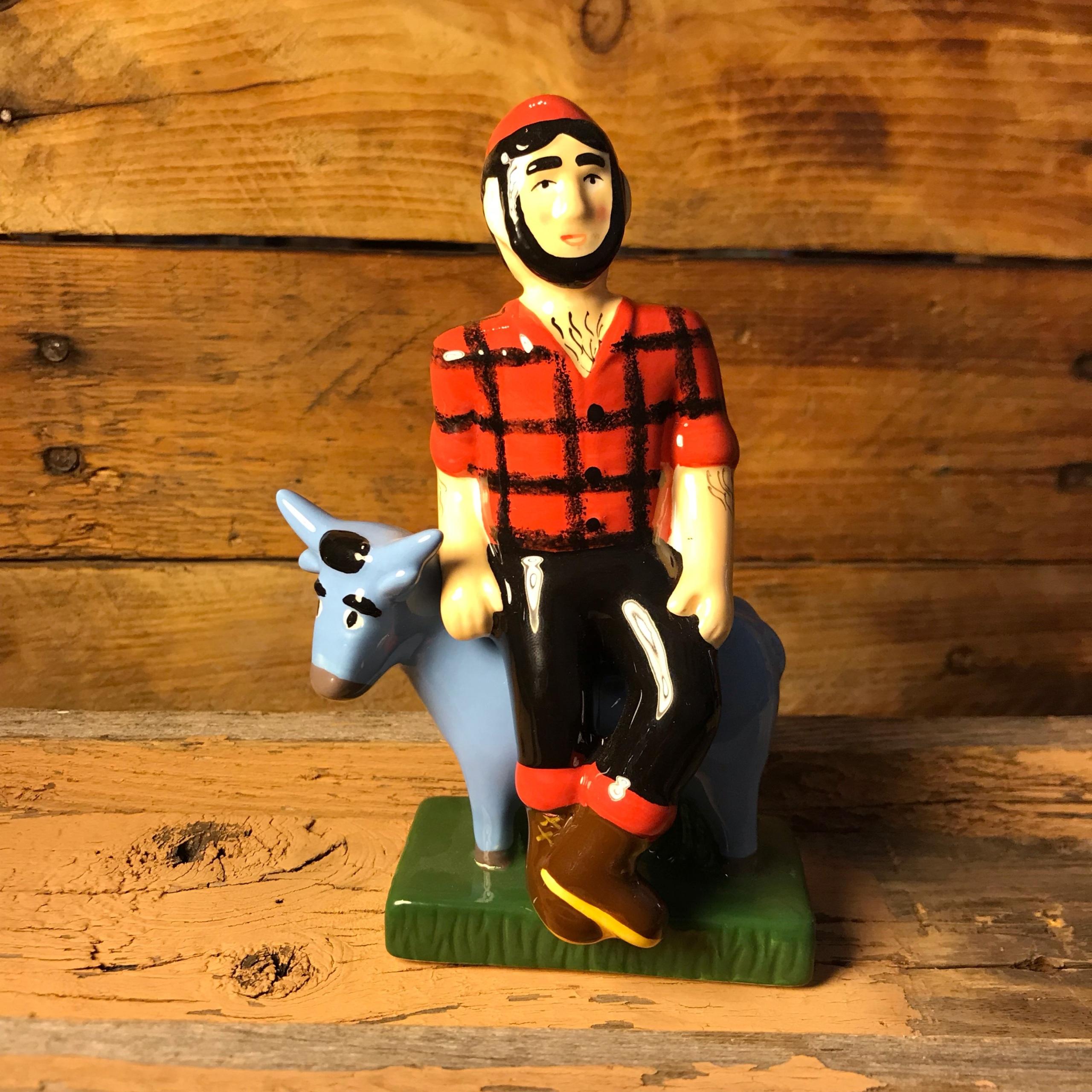 Lumberjack Salt And Pepper