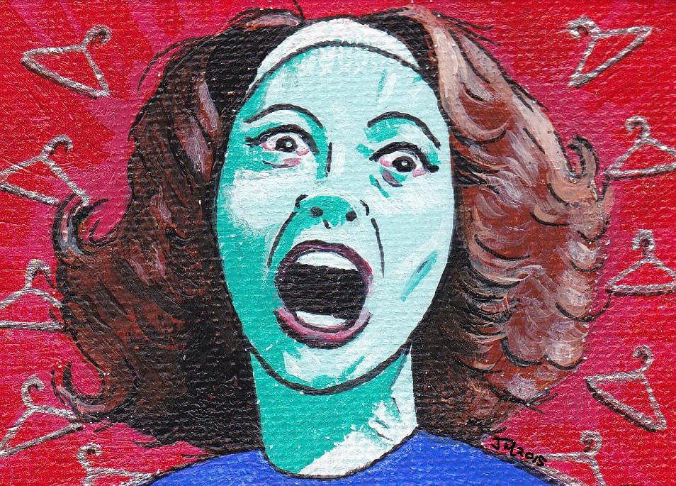 Sinisters Mommie Dearest print