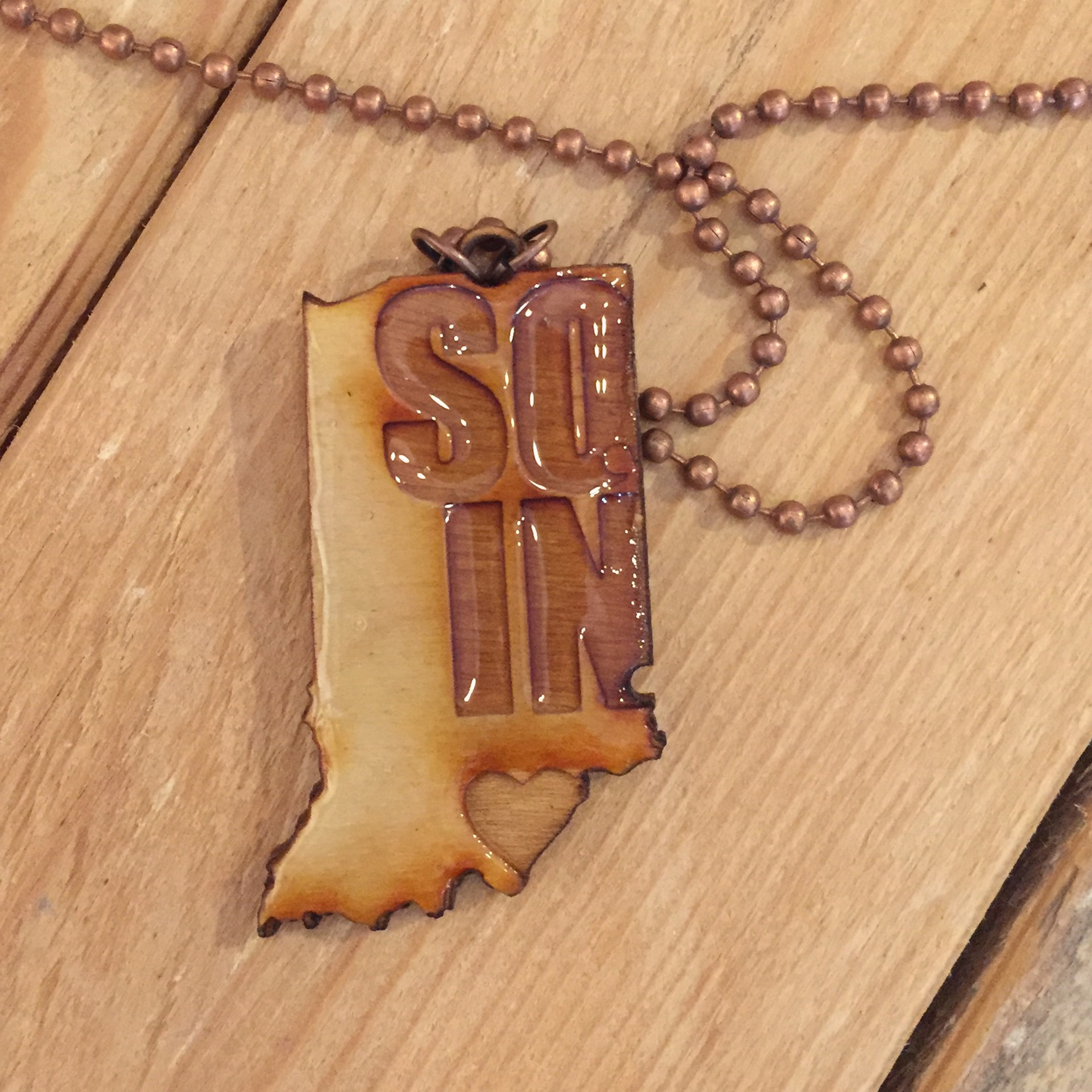 SOIN Love Necklace JD20