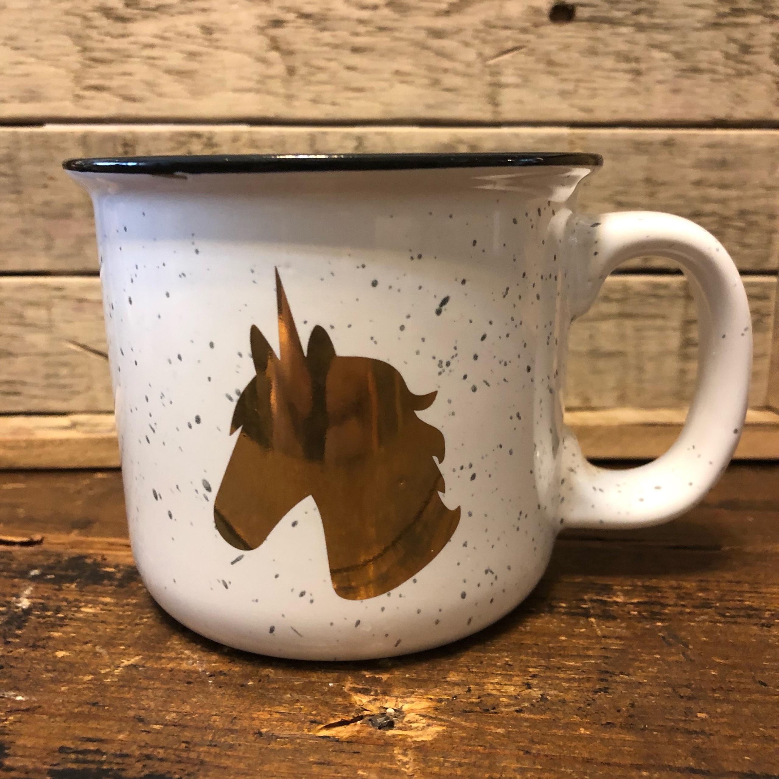Unicorn Campfire Mug