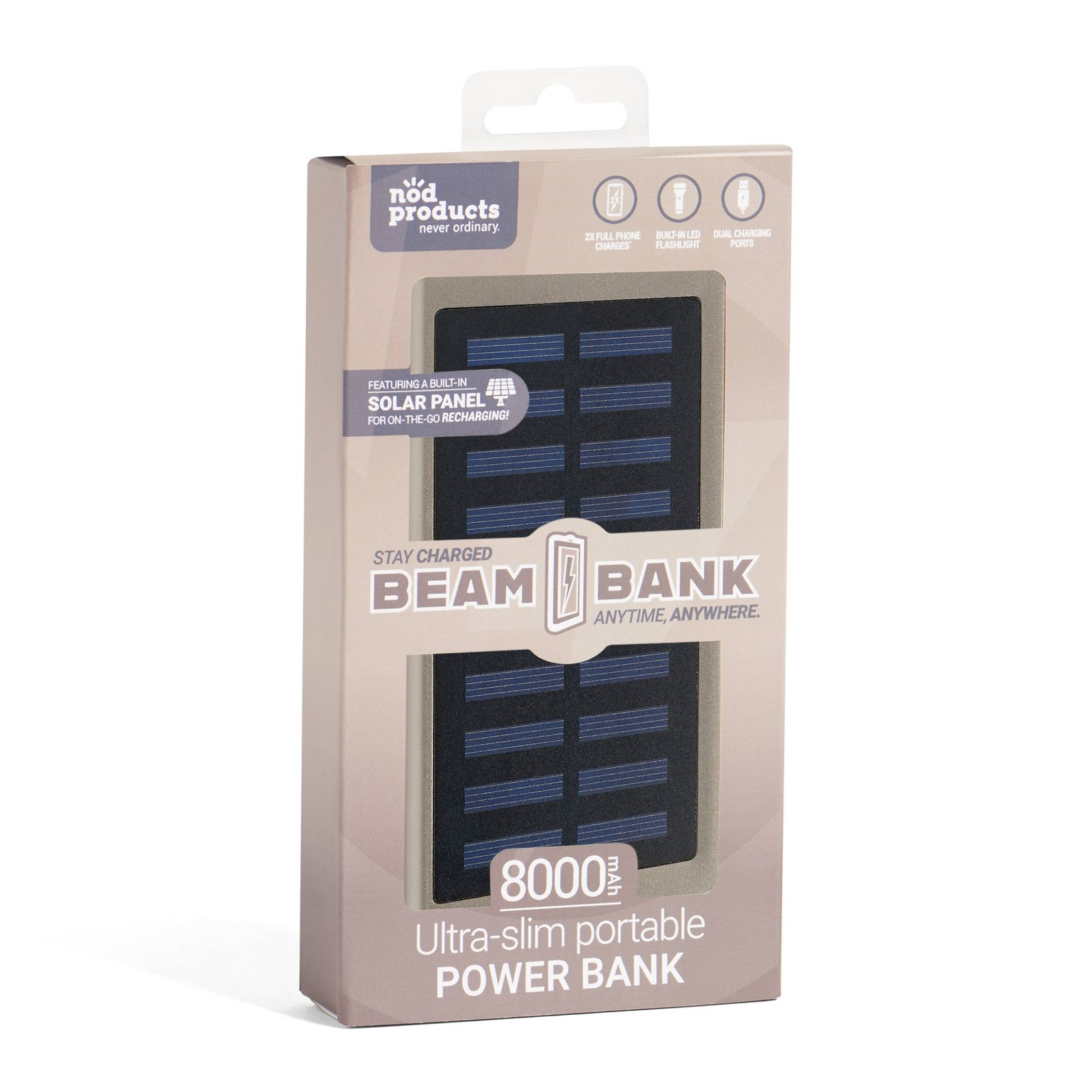 Nod Products Beam Bank