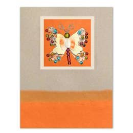 PI PIN/CARD Bright Wings Butterfly