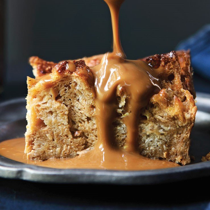 812 Candle - Bourbon Bread Pudding