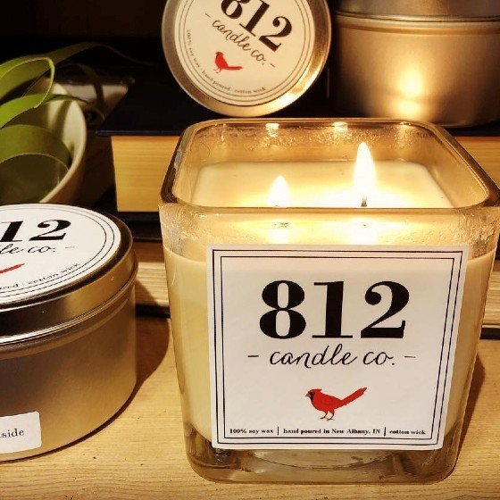 812 Candle - Baby It's Cold Outside