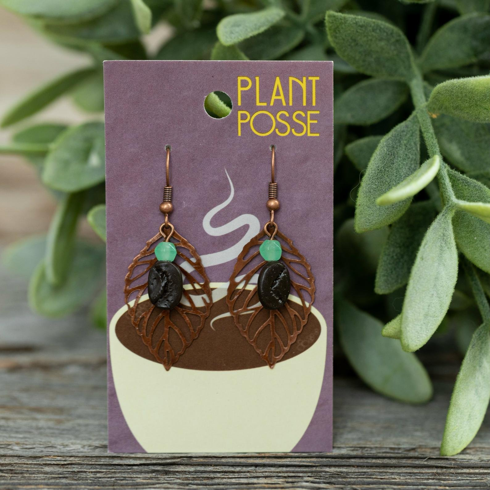 PP Clay - coffee leaf ear