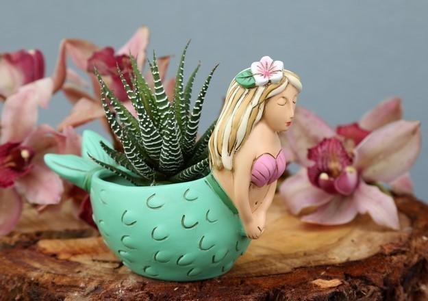 Mermaid Planter