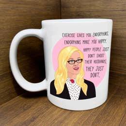 Legally Blonde Mug