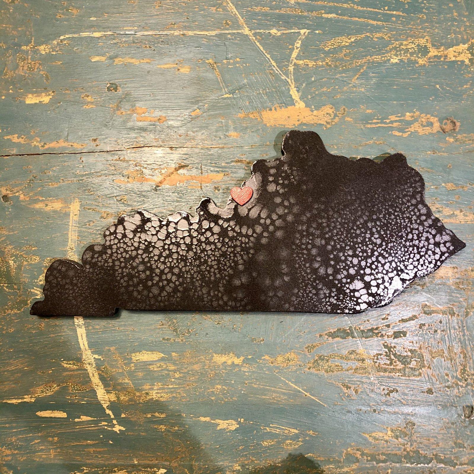 Kentucky Wall Art