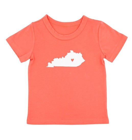 AF Kentucky Love Toddler Tee 2T