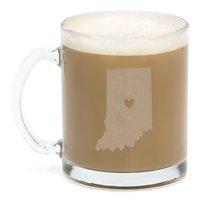 Indiana Mugs (set)