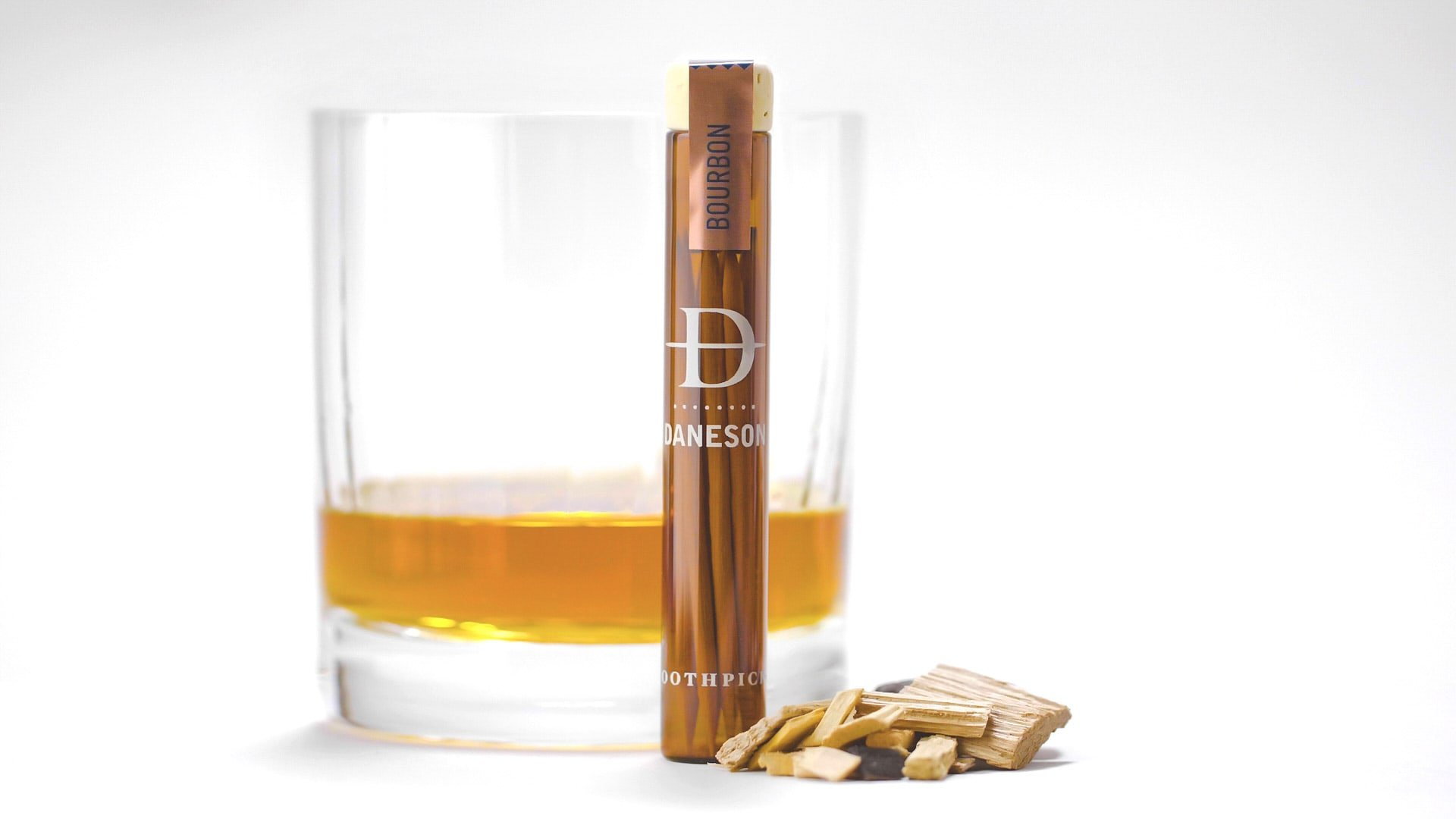 Daneson Bourbon Toothpicks