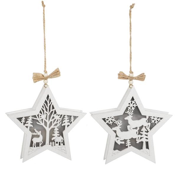 Light Up Deer Ornament