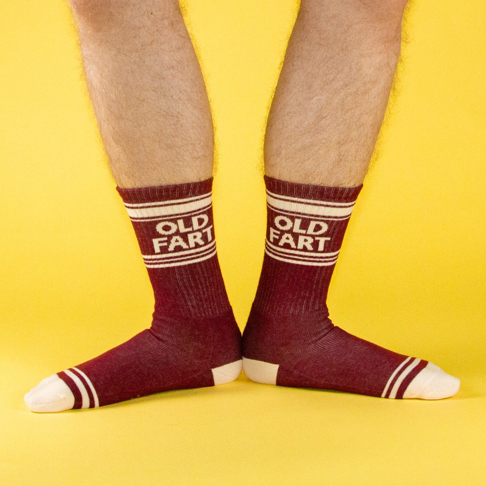 Gumball Poodle Old Fart Socks