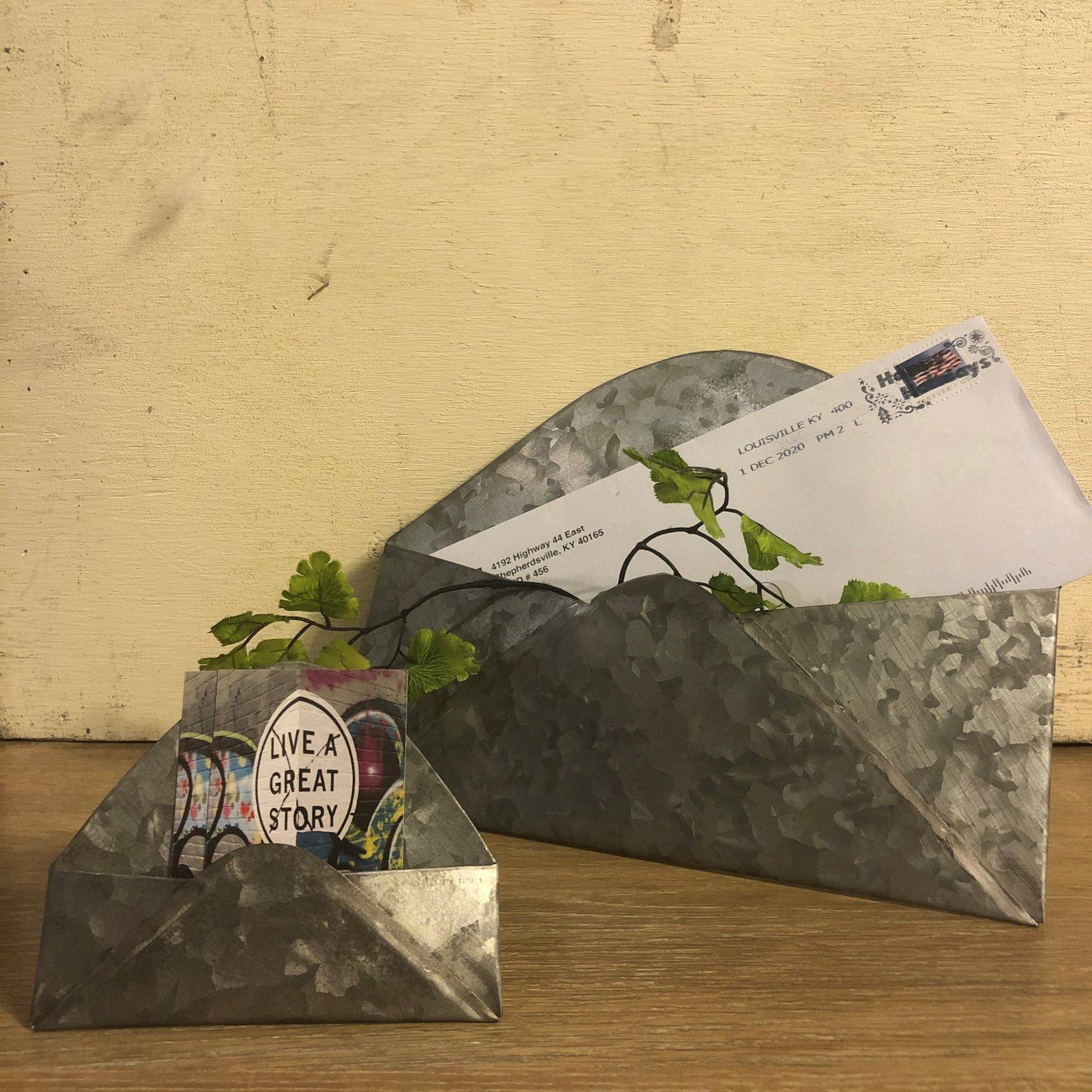 Steel Envelopes