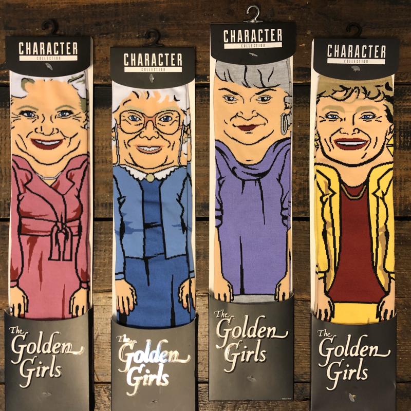 Rose & Sophia & Dorothy & Blanche Golden Girls