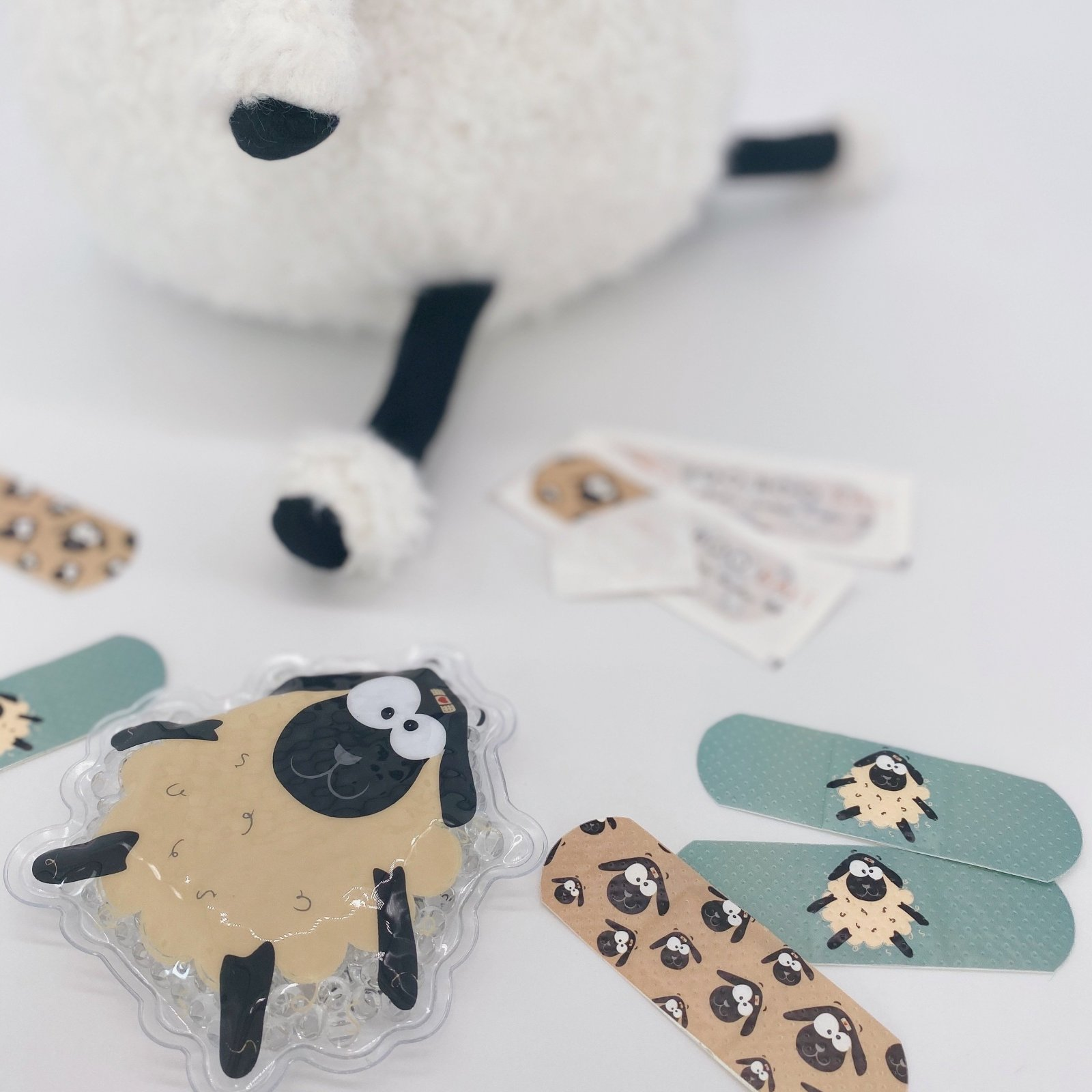 Boobooball Refill Kit Arlo Sheep