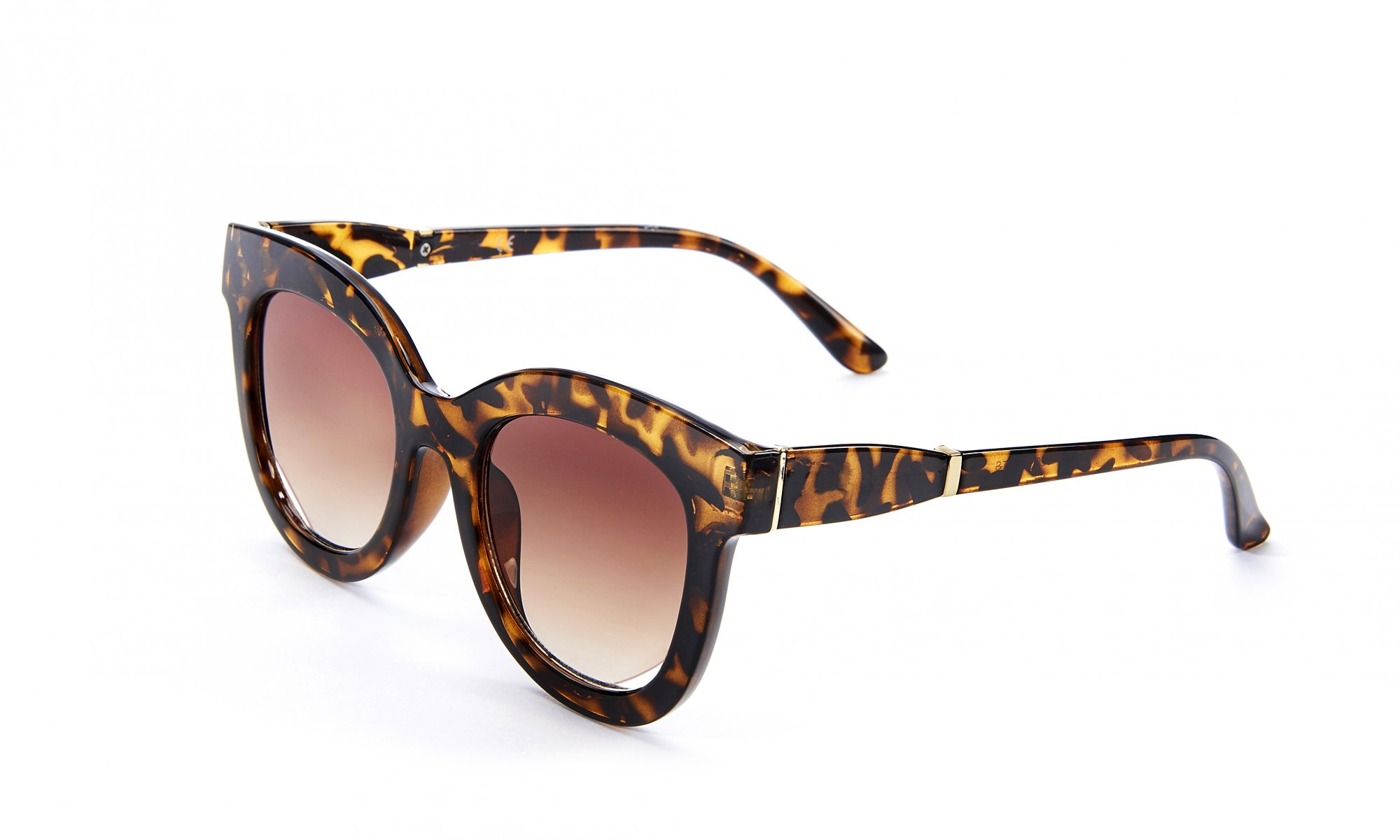 Tortoise Sunglasses Case & Coth