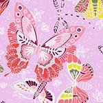 Flock Pink 52179-1