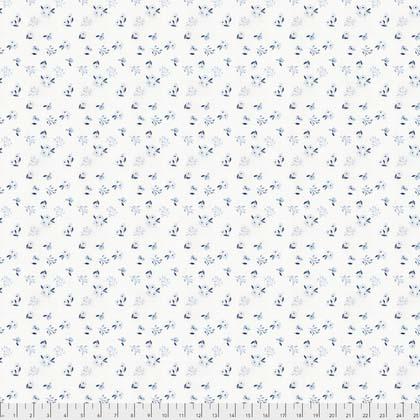 Crisp Pedals Alyssum Blue Jay by Natalie Malan