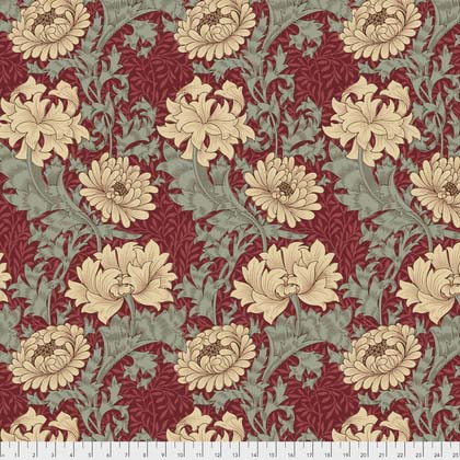 Merton Chrysanthemum Red