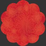Floral Elements Flame FE-535