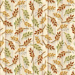 Harvest Elegance Leaf Sprigs Natural 27672E