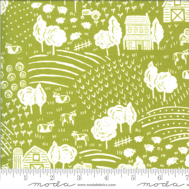 ON THE FARM GREEN 20703 17