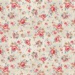 Farmhouse Chic Cream Floral Toss 89241-232