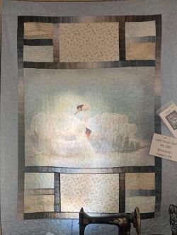 Lake Swan Kit (plus pattern)