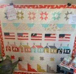 Land that I Love Kit (plus pattern)