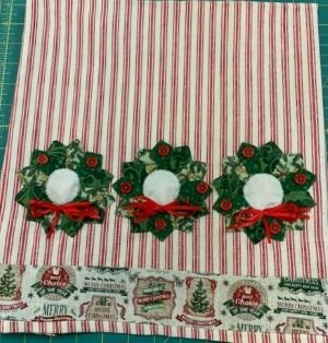 Mug Rug -  Quilters Patch Extra