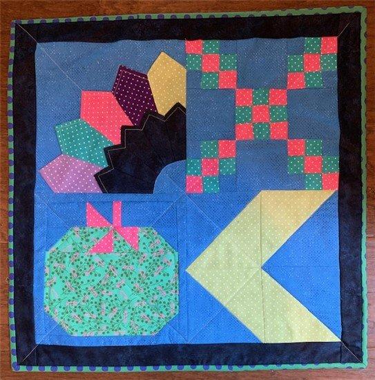 Quilters Patch Quilt Blocks for Quilt Trek