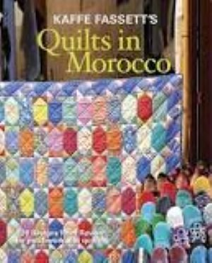 Quilts in Morroco